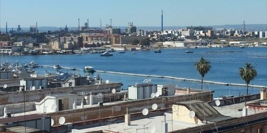 """Viste e visioni di Taranto"" (6') – Liceo Aristosseno – Taranto"